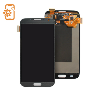 Wholesale note 2 lcd for samsung galaxy note 2 n7100 lcd touch screen,for galaxy note 2 lcd with digitizer