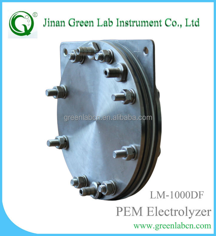 Hot Sale PEM electrolyzer to generate pure hydrogen gas