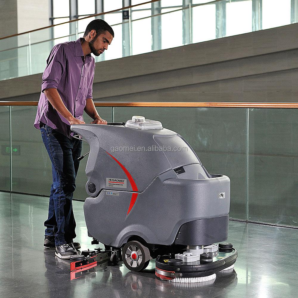 Gm70bt hand dual pinsel boden scheuersaugmaschine andere for Boden poliermaschine