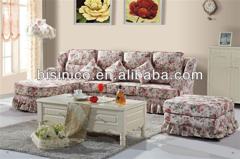 Korea Stil Hussen L Form Stoff Sofa Wohnzimmer,Landhausstil Ecksofa ...