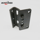 Custom metal stamping furniture hardware bed rail bracket fittings