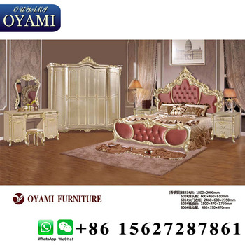 French Neoclassic Heated Elegant Names Bedroom Furniture ...