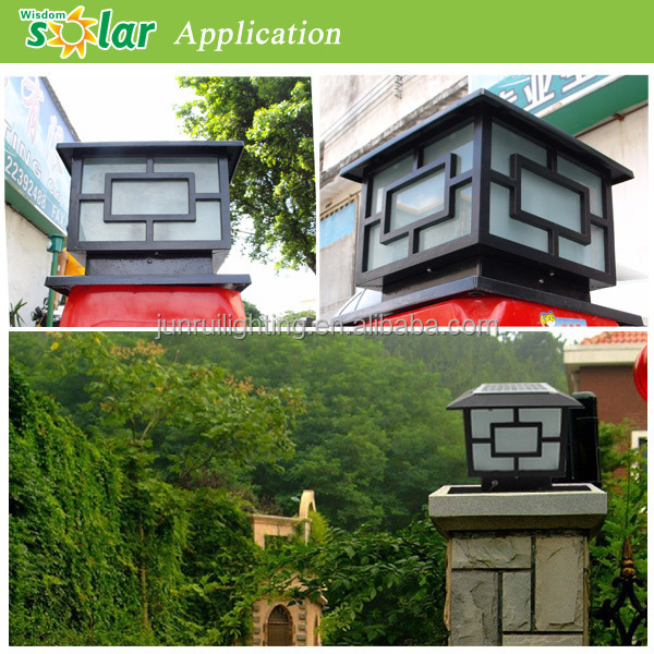 Outdoor Salable CE Solar Lighting Decorative Solar Garden Light;garden  Lighting Stone Garden Lamp(