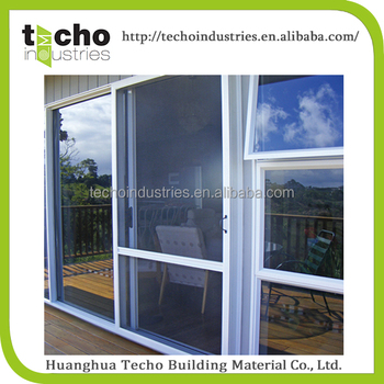 Gold Supplier China Garage Sliding Screen Doorfolding Mosquito