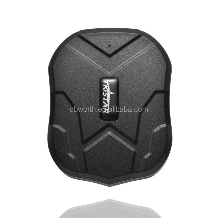 Newest design!!! Strong magnet TK-STAR IP67 big battery gps tracker TK905 for personal items