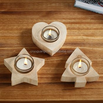 Creative Christmas Gifts.2016 New Design Hot Sale Creative Christmas Gifts Handmade Pine Decorative Wood Candle Holder Wooden Christmas Wood Crafts Buy Christmas Wooden