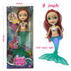 Sex Mermaid Doll Child Toy With Music