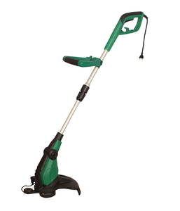 Adjustable garden manual Brush Cutters with Edger wheel