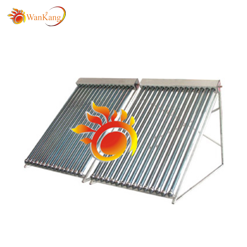 20 heat pipes solar super heat pipe collector
