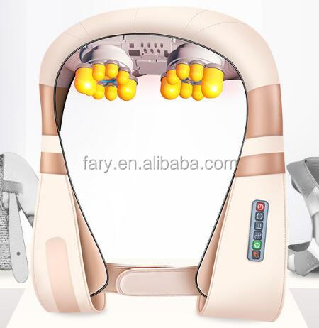 TB06 best Nice quality home office Electric heated neck and shoulder massager manufacturer Massager