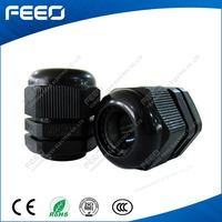 resin optical fiber cable gland terminal for PV products