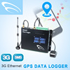 Temperature Humidity 3G Ethernet GPS Data Logger Global Position System