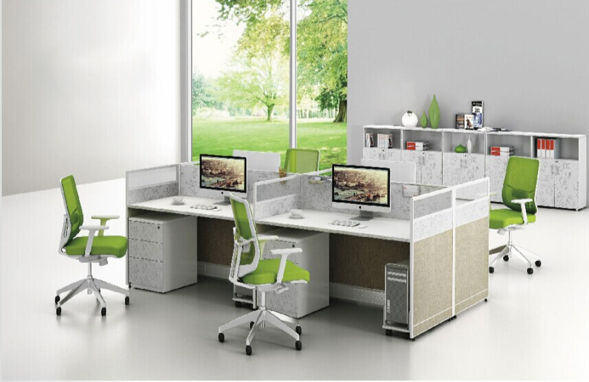 Modern Office Desk Wood Partitions And Panels/cheap Office ...
