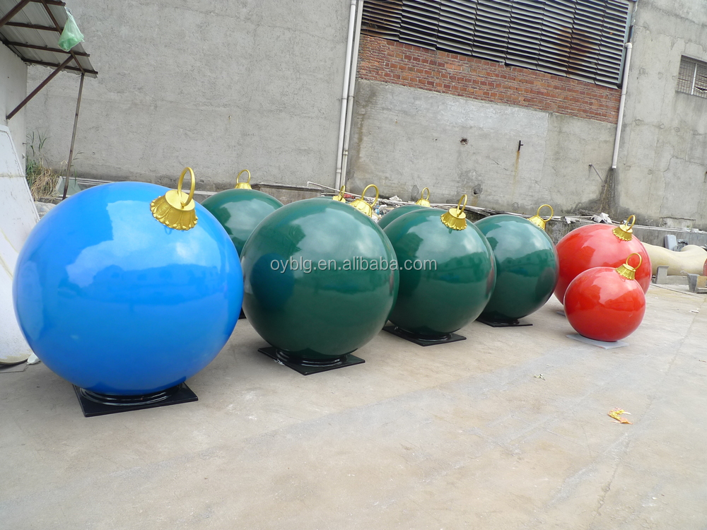 Hot Selling Giant Christmas Ball,Outdoor Christmas Decoration Ball ...