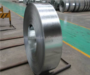 Q195 Bright full hard cold rolled steel strips / Galvanized Steel Coil