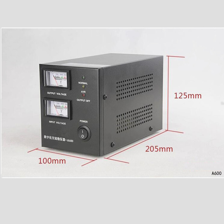 5kva ac automatic voltage steplizer power electric current voltage stabilizer