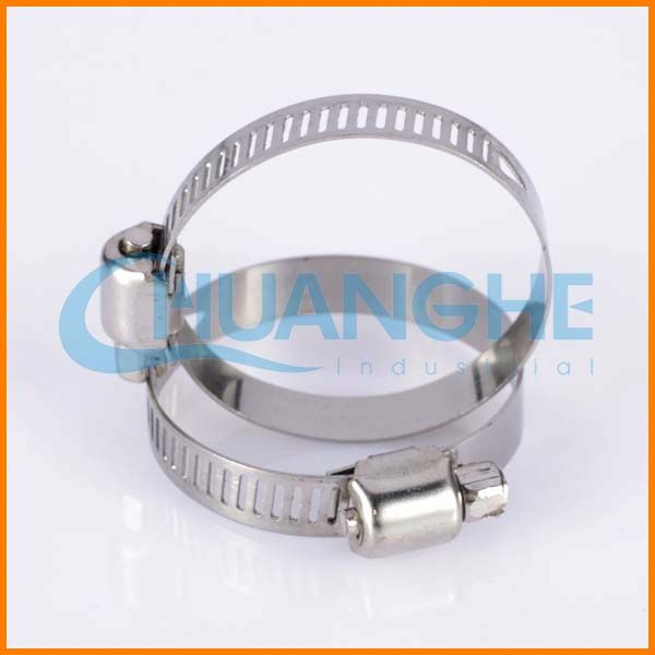 Hot sale! high quality! exhaust pipe connector sleeve u hose clamp