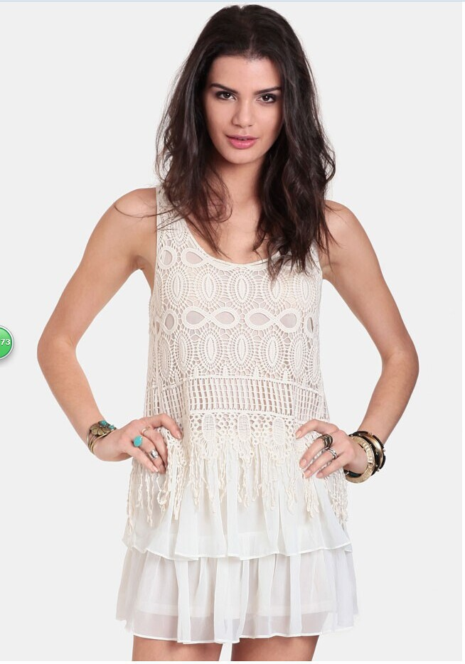 900c1f945f Buy Summer Style Womens Bathing Beach Praia Playa Tunics Swimsuit Bikini  Banador Tassels Casual Cover ups Crochet Swimwear Tops in Cheap Price on  m.alibaba. ...