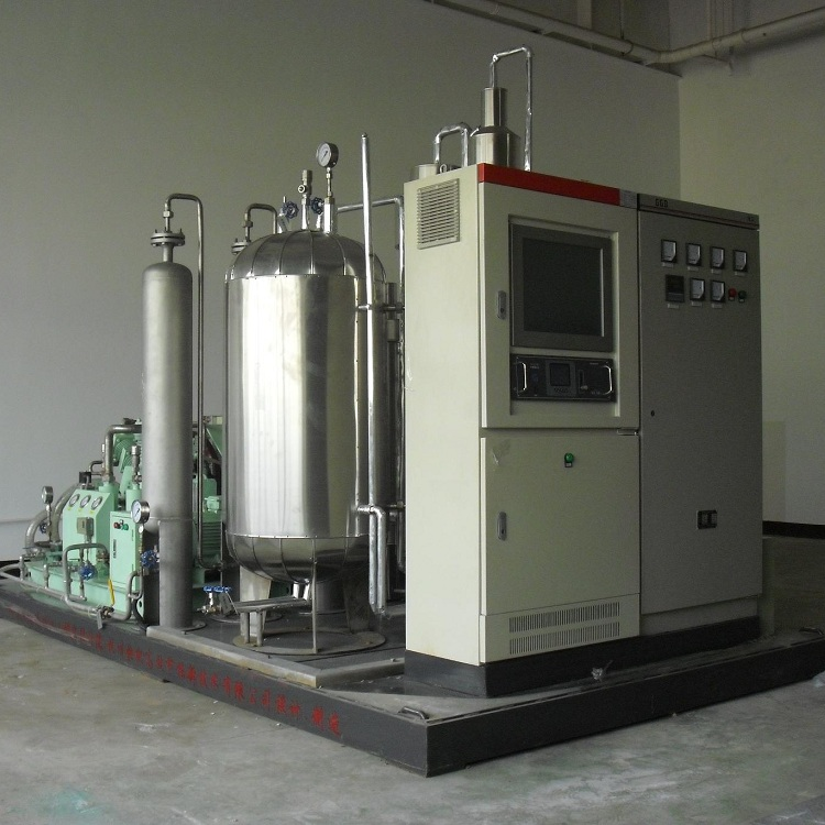 99.9% Industrial Grade CO2 Unit Production Plant