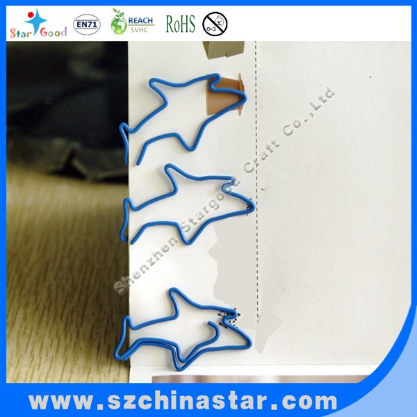 Different kinds graft shape paper clip customized shape