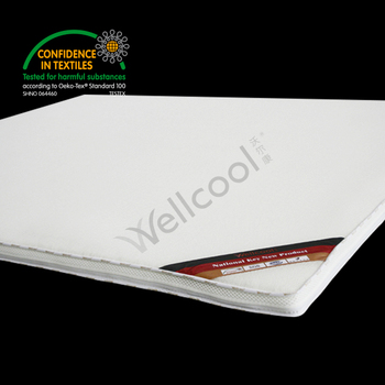 airflow cooling spacer mesh 3d mattress