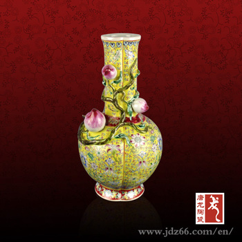 Ancient Royal Household Design Chinese Cloisonne Vase Buy Chinese