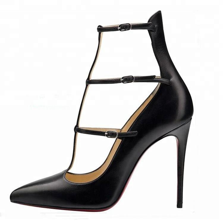 Evening Lady Dress High Luxury Shoes Heel P7qnaOB