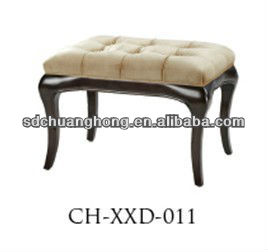 new design bed end bench/long sofa bench/long ottoman CH-XXD-011