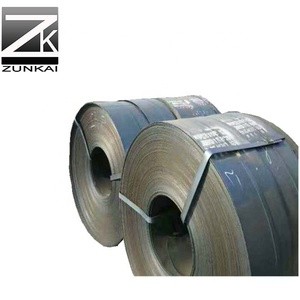 China manufacture carbon steel coil Painting black surface