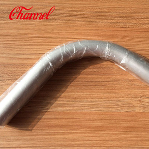 customized tube aluminum u bend/ aluminum extruded tube