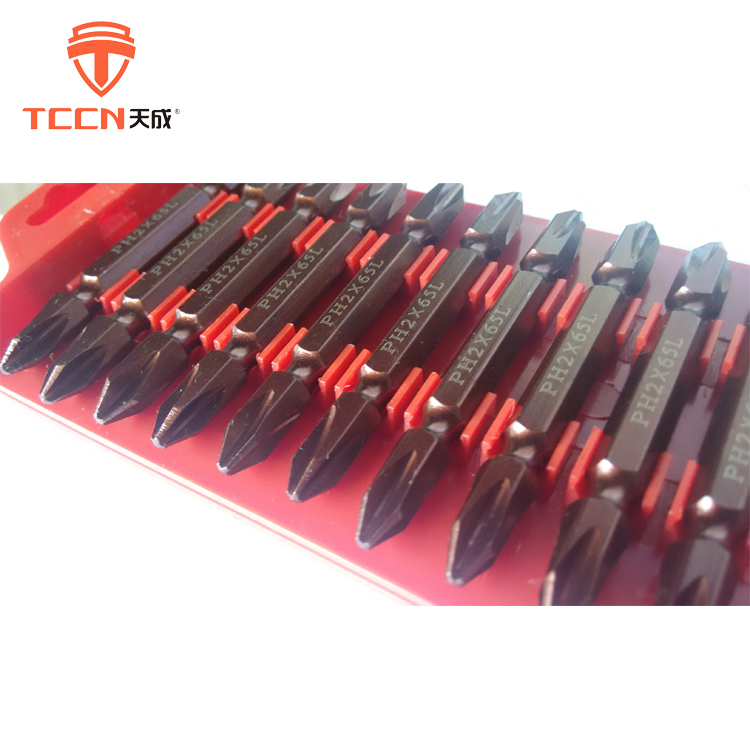 TCCN Wholesale China Products S2 PH2-65mm Screwdriver With Bits