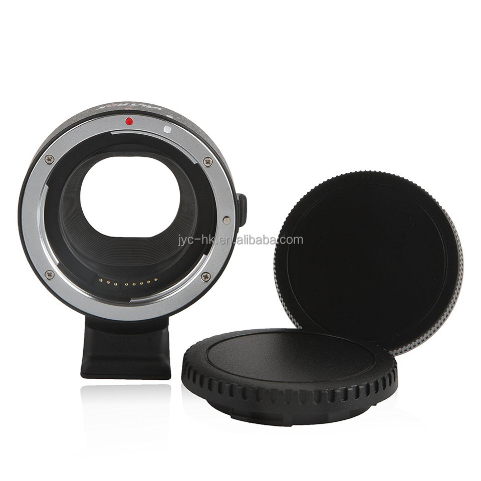 Viltrox EF-EOS M Lens Mount Adapter Ring for Canon EF Lens to Canon EOS M Compact Camera AF Auto Focus