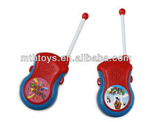 plastic walkie talkie toy phones