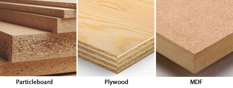 Modular Wholesale Wooden Smart Kitchen Cabinet