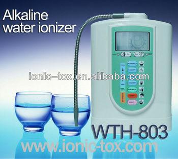 Hot Industrial Alkaline Water Ionizer Under Sink Alkaline