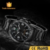 WEIDE quartz watch price WH1009 stainless steel watch mens big watch