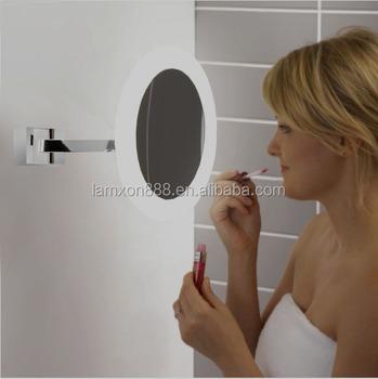 3x Make-up Dame Geleid Verlichte Badkamer Vergrotende Spiegel - Buy ...