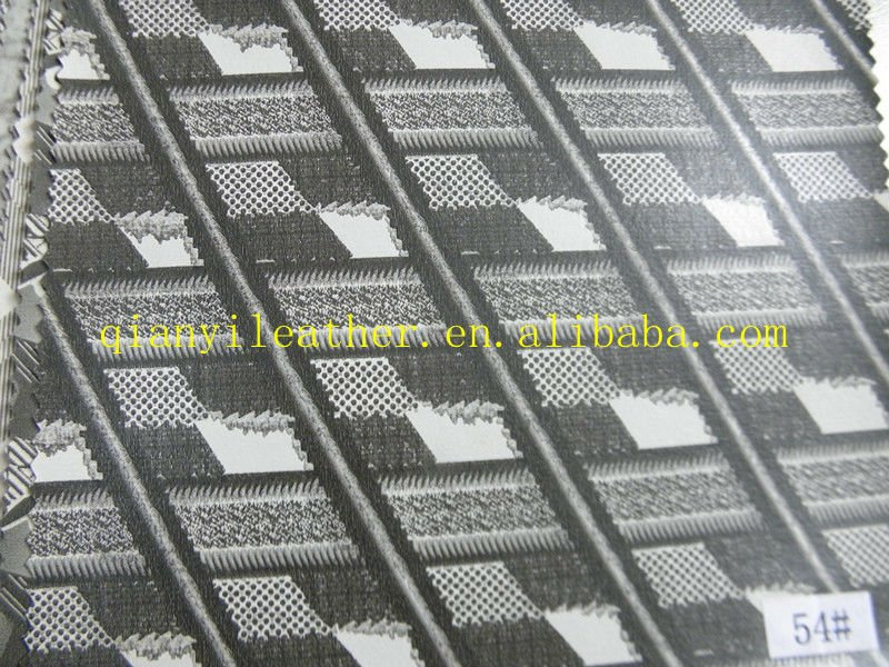2012 HIGH QUALITY PVC LEATHER FOR DECORATION,SOFA AND FURNITURE APPLICATION