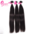 Brazilian Straight Super Double Drawn Grade 10a Quality Virgin Human Hair Bundles For Wholesale Sale