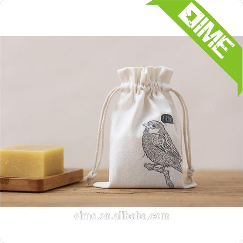 123 China Small Organic Cotton Drawstring Bags For <strong>Promotion</strong>