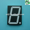 "Common Anode 1.5 inch/1.5"" Pure Green 7 Segment Led Digit Display"