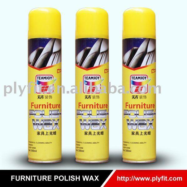 Shinny Furniture Polish Wax Spray