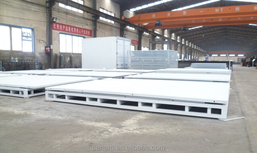steel plant factory, structure steel workshop