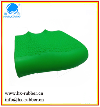 Wholesales customize Silicone Rubber Handle / Various Rubber Handle