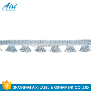 High quality austrian lace organza lace trim