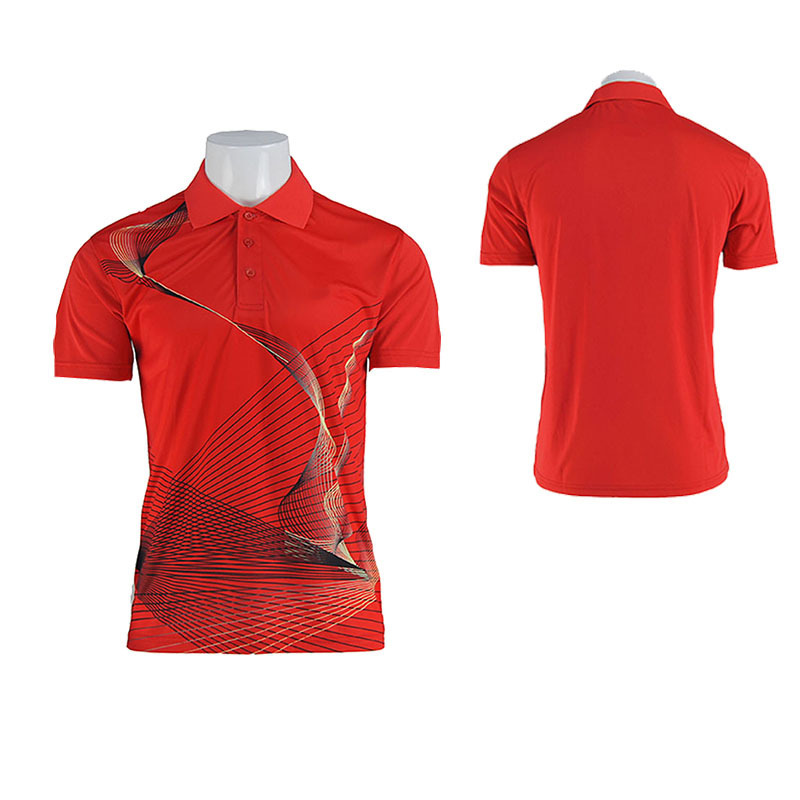 732bf4b7a5a46 2015 New Men Golf Classic polos loose gradient 3D printing POLO Shirt Short  Sleeve casual Sports