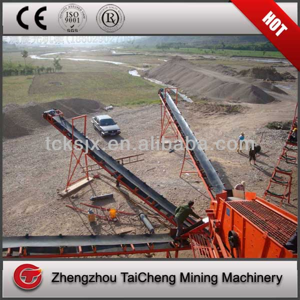 Sphalerite crushing equipment ,stone production line