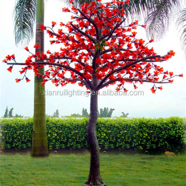 Large 5.5M tall artificial plastic olive tree