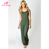 Hot Sale Green Long Latest Dress Patterns Ladies