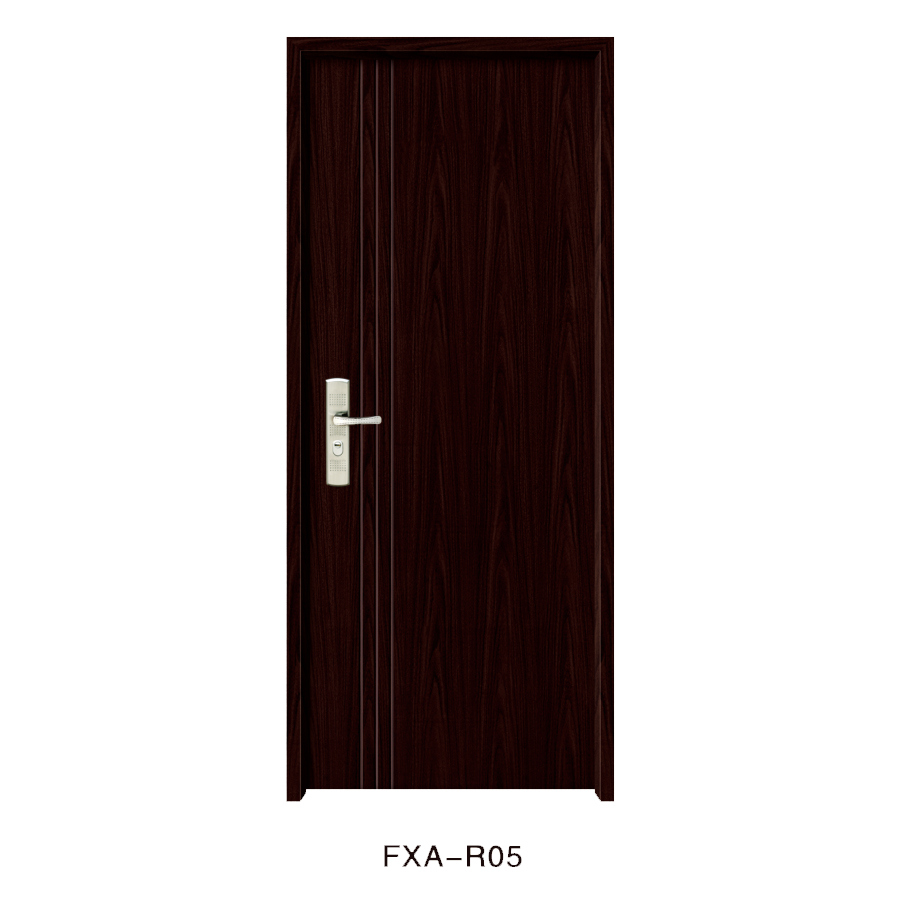 Factory supply popular fitting design barn sliding room steel door